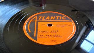 Honey Love - The Drifters featuring Clyde McPhatter