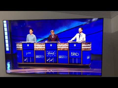 I never thought that the greatest roast I'd ever hear came from the Jeopardy GOAT tournament from tonight