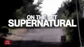Go Inside Sam and Dean's Impala ! On The Set - by TV Guide