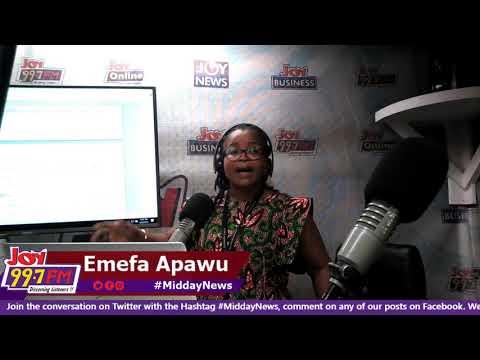 #MiddayNews on Joy FM (20-9-19)