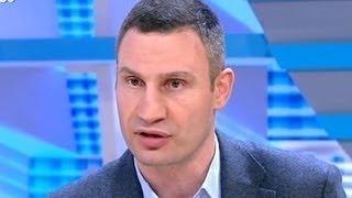 Кличко сделал жесткое заявление про Крым и получил жесткий ответ