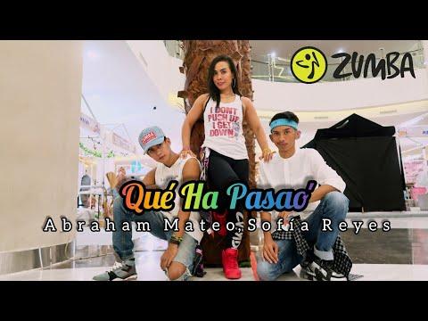 Abraham Mateo, Sofía Reyes - Qué Ha Pasao' | ZUMBA | FITNESS | At Mall Pentacity Balikpapan