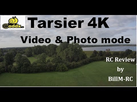 Caddx Tarsier review  - 4K Video & Photo mode