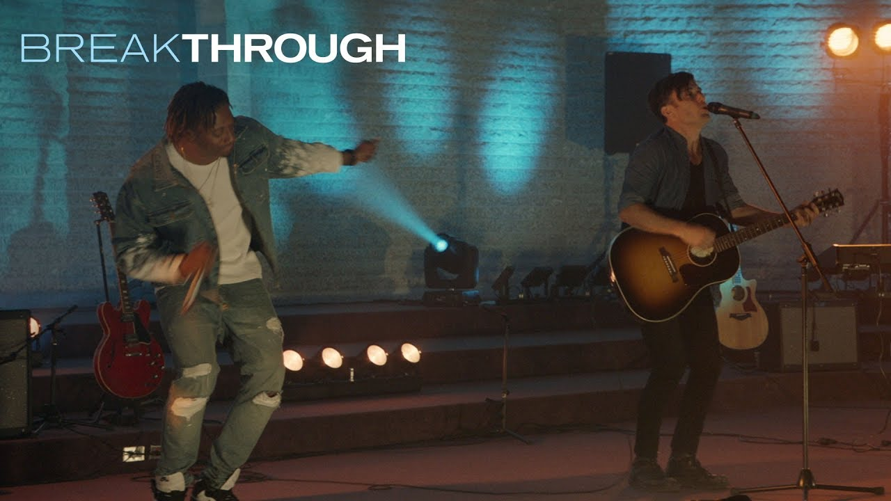 """This Amazing Grace"" by Phil Wickham featuring Lecrae"