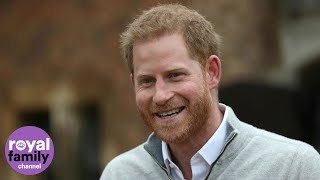 Duke of Sussex announces Meghan has given birth to baby boy