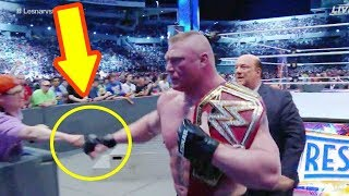 10 WORST Mistakes Wrestlers Made On Live TV (2018)