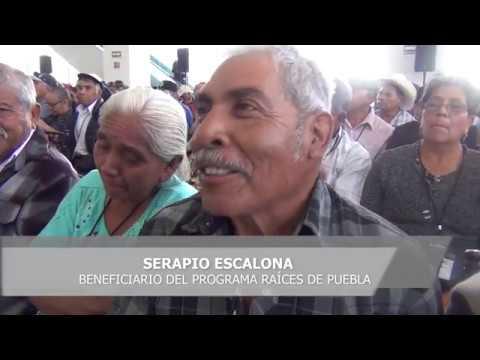 Testimonio #3- Entrega de Visas para los Beneficiarios del Programa Raíces de Puebla