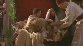 Jesus Turns Water Into Wine At Cana Of Galilee HD
