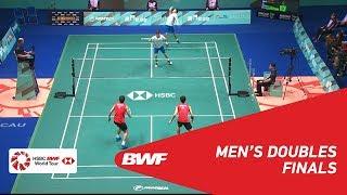 F | MD | KIM/LEE (KOR) vs KO/SHIN (KOR) |  BWF 2018