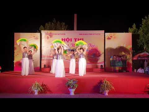 Múa: Hà Tiên Thành phố trẻ - Trường Mẫu giáo Tô Châu
