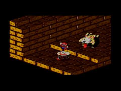 Super Mario RPG - Full Playthrough Part 33 - смотреть онлайн