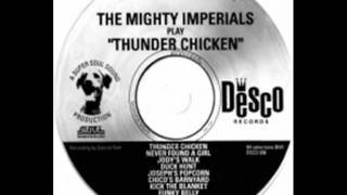 Joseph's Popcorn- The Mighty Imperials