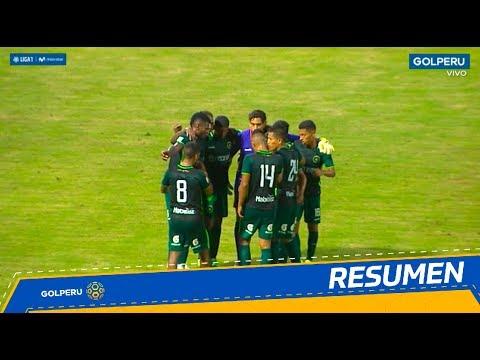 Resumen: Universidad César Vallejo vs Pirata FC (2-2)