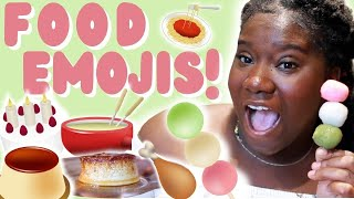 I Only Ate Emoji Foods for 24 Hours