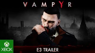 Vampyr Xbox One - Mídia Digital