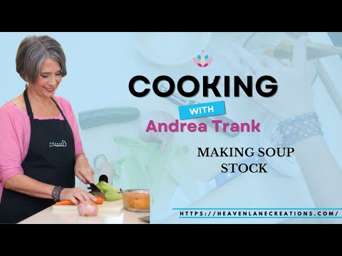 I love teaching simple cooking strategies to have healthy foods around for detoxing and wellness