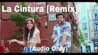 Alvaro Soler - La Cintura [Remix] Ft. Flo Rida & TINI (Audio Only)