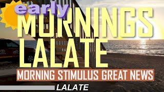 SECOND STIMULUS CHECK, Second Stimulus Package Update, Financial News   EARLY MORNINGS LALATE 6 AM