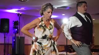 Surprise Mother Son wedding Dance