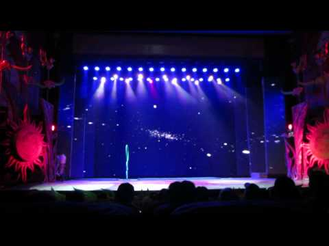 Acrobatic Show - The Chaoyang Theatre, Beijing -  Loops