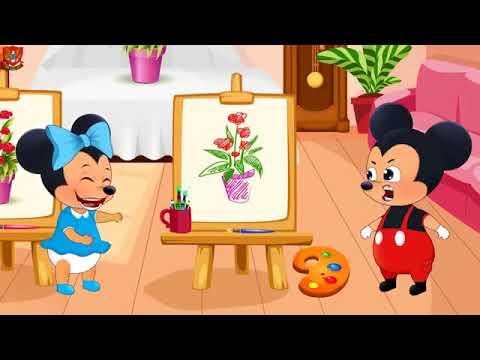 Mickeyho klubík animovaný film - Mickeyho klubík pohádky celý film - Animovaný film 6