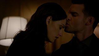 The Originals 3x20 Elijah Kisses Hayleys Forehead, Hayley And Elijah Cuddling