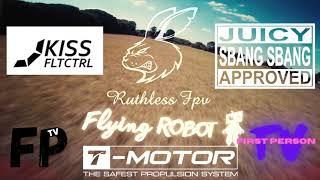 Im BACK !! RUTHLESS SBANG !! 1950kv Explosion Tmotor v4 F60 | Fpv Freestyle | South Africa