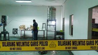 Polrestabes Makassar Sita Gudang Miras Oplosan di Kima