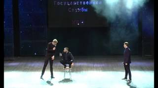 Межвузовский дебют первокурсника 2016   КВН