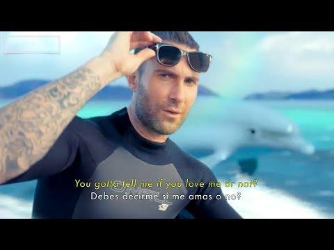 Maroon 5 - What Lovers Do (Subtitulada en Español+Lyrics) [Official Video]