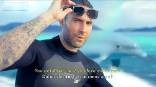 Maroon 5   What Lovers Do (Subtitulada En Español+Lyrics)
