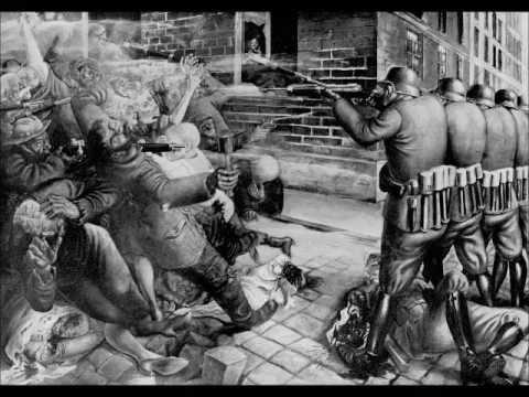 Davy Anna Jones' Protest
