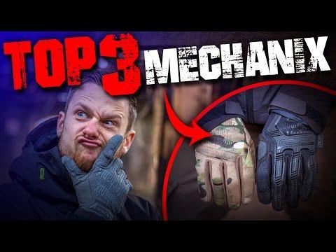 Mechanix Fast Fit The Original M Pact Review Test Handschuhe Glove