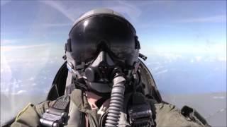 Су-27 «отогнал» истребитель НАТО F-16 от самолета Шойгу
