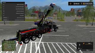 Farming Simulator 2017 | WesternStar Rotator | Presentation