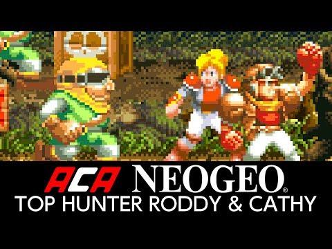 ACA NEOGEO TOP HUNTER RODDY & CATHY thumbnail