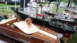 preview picture of video 'LACMN Luisant 2014 : Présentation des bateaux'