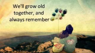 Forever And Always -Parachute lyrics