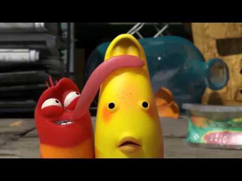 Die Würmer wo im Organismus
