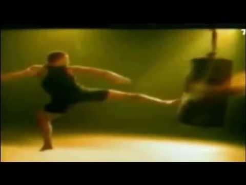 Jean-Claude Van Damme | Rare Commercial | Red Bull | Great Back Kick