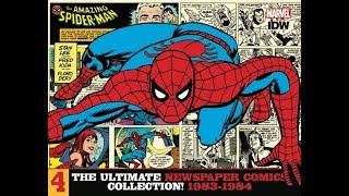 Amazing Spider Man Newspaper Comic Strip à Découvrir