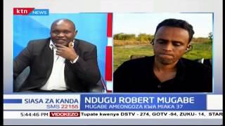 Siasa za Kanda:Robert Mugabe apokonywa  ukubwa wa ZANU-PF