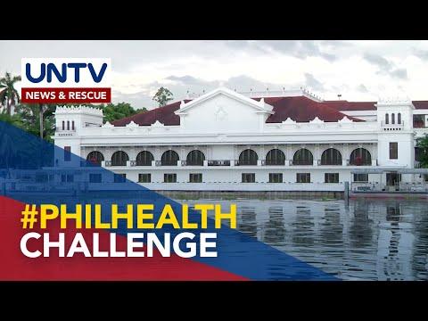 [UNTV]  Malacañang, tiniyak na hindi titigil hangga't di napapapanagot ang mga tiwali sa PhilHealth