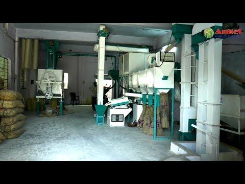 Mini Atta Chakki Plant