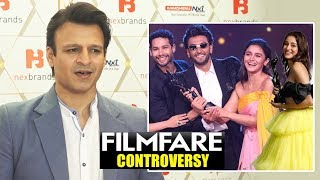 Vivek Oberoi Reaction On Filmfare Awards 2020 Controversy