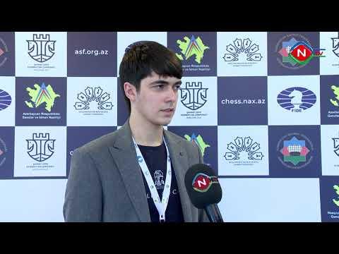 Şahmat üzrə Azərbaycan çempionatında 3 cü turun oyunlarına yekun vurulub 1