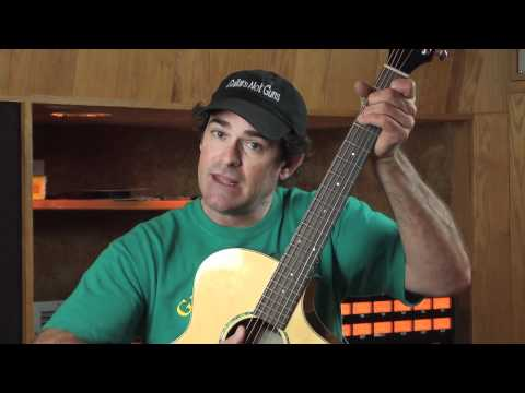 Set Me Free Guitar Lesson Gregg Hammond