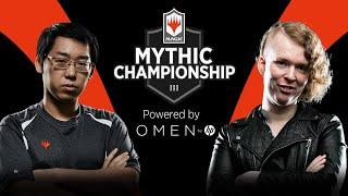 Shota Yasooka vs. Autumn Burchett in Round 3 of Day 1 - Mythic Championship III