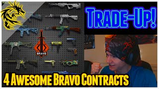 We won't get a Fire Serpent. HOWEVER!... 4 Gambles, all Bravo & all profit!