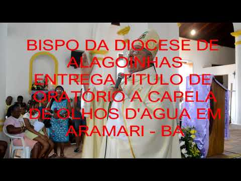 OLHOS D'AGUA  EM ARAMARI